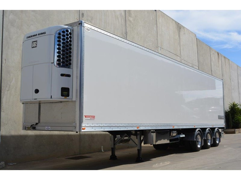 graystar new 32 & 34 pallet b double freezer vans 316629 007