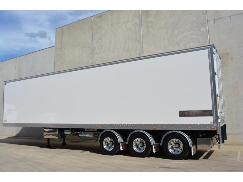 graystar new 22 to 26 pallet freezer van 316630 009