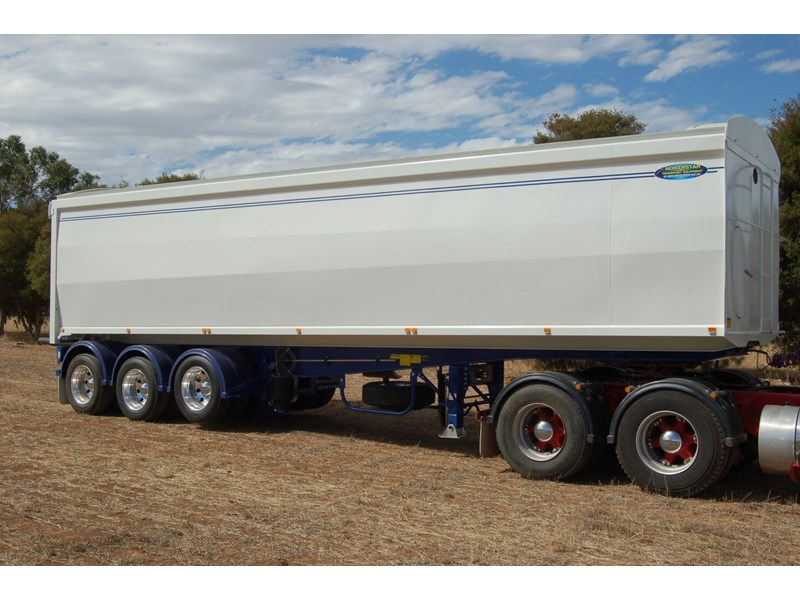 northstar transport equipment grain tipper 382270 003