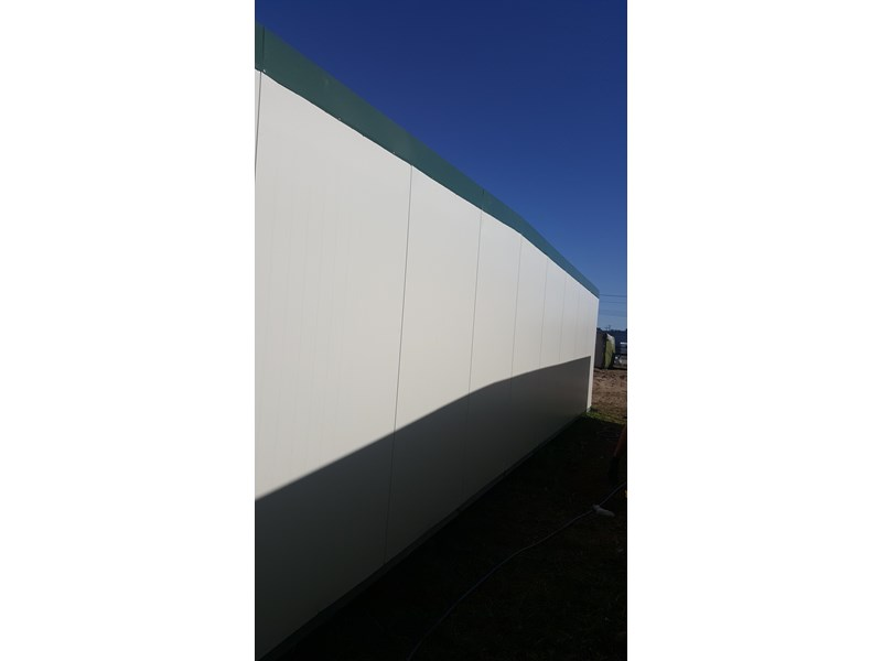 E I GROUP PORTABLES USED 12M X 3M for sale or hire