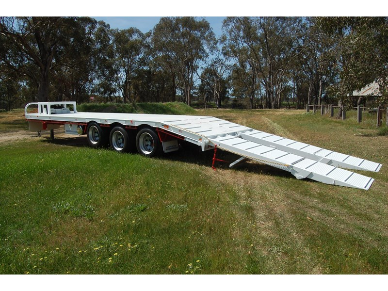 northstar transport equipment tri axle tag trailer 382798 005