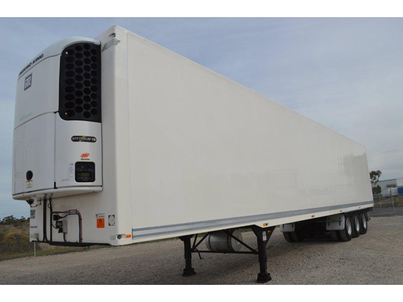 fte st3 24 pallet -20 refrigerated, 4.2 high multi temp 383102 001