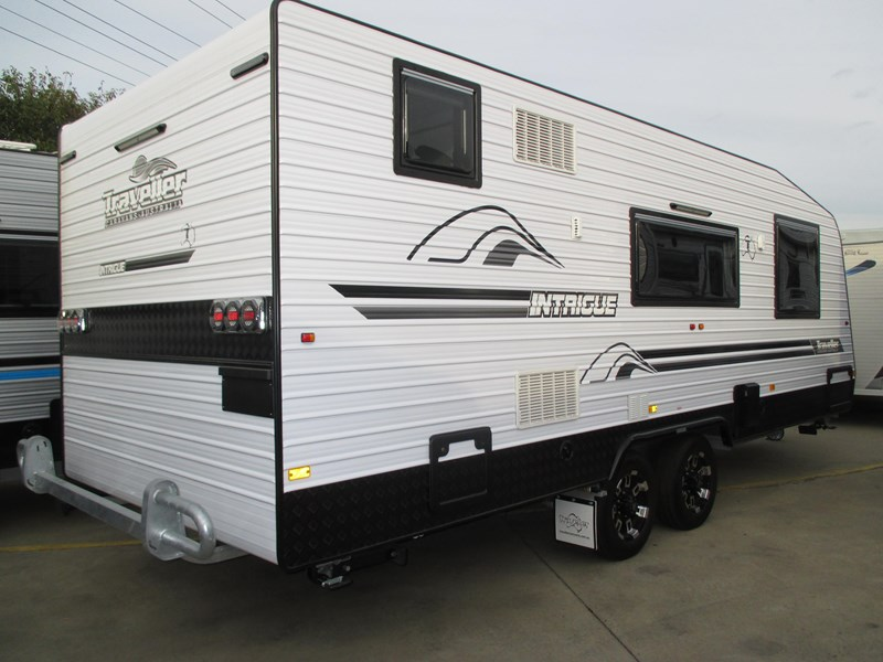 traveller intrigue 21' with full ensuite 383156 002