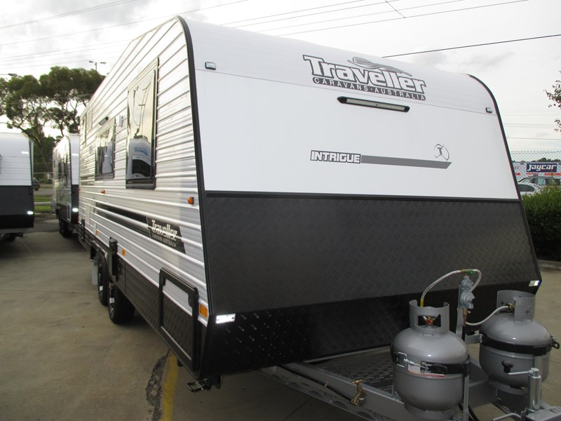 traveller intrigue 21' with full ensuite 383156 003