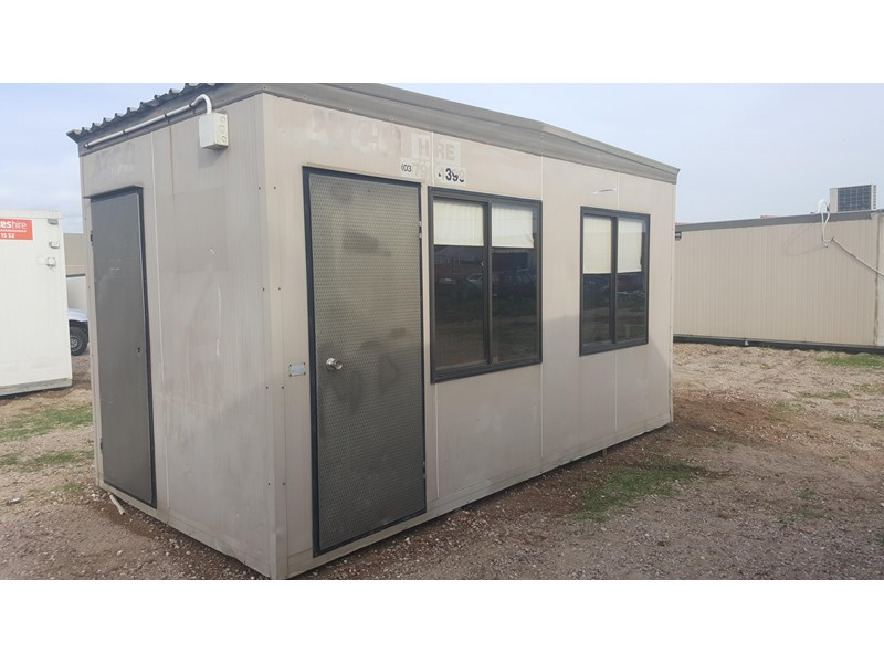 e i group portables used 4.8m x 2.4m 383222 001