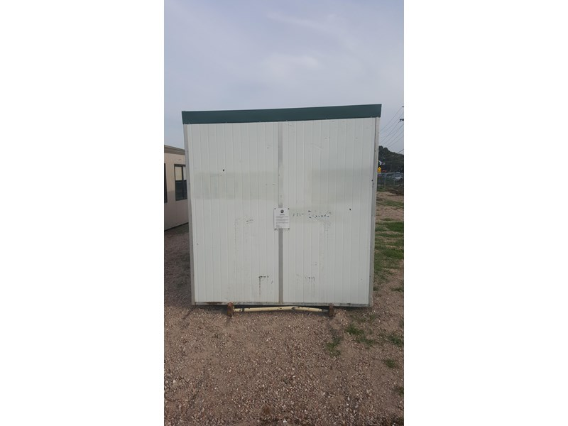 e i group portables used 6m x 3m 383224 002