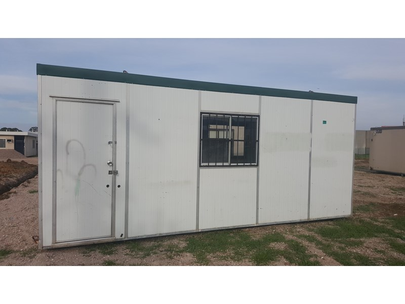 e i group portables used 6m x 3m 383224 003