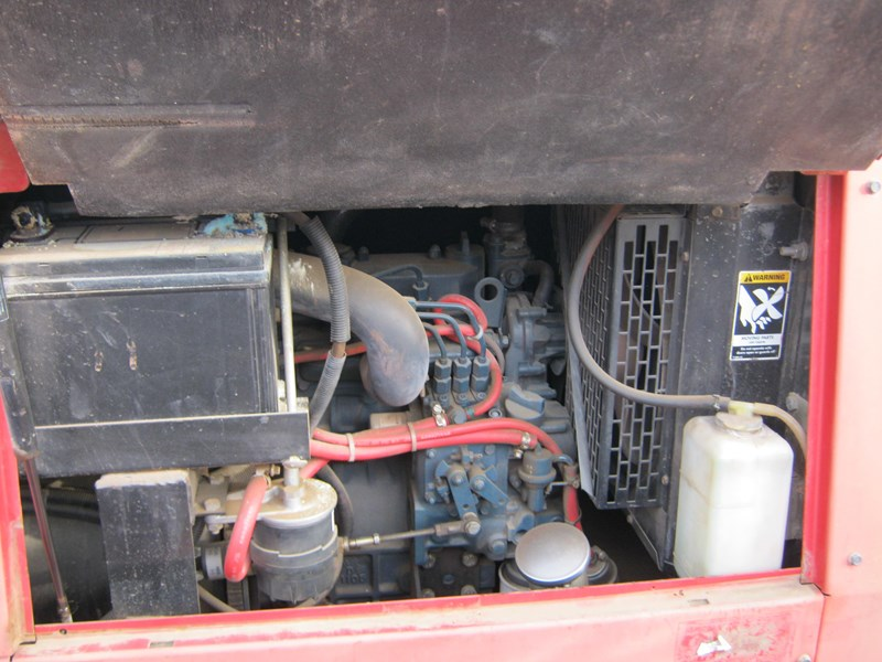 lincoln 405d electric welder generator 383369 008