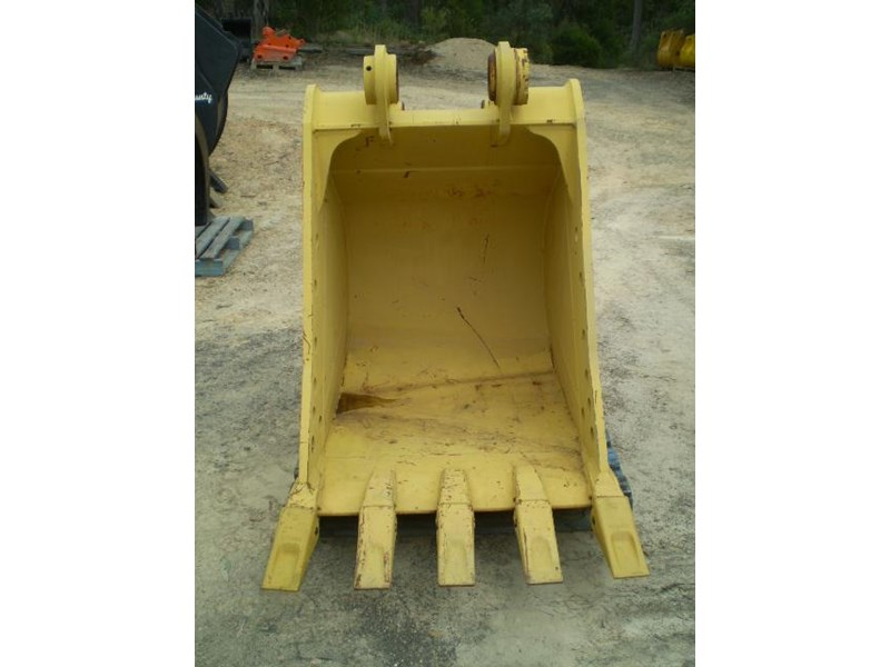 caterpillar heavy duty 322 dig bucket 383454 002