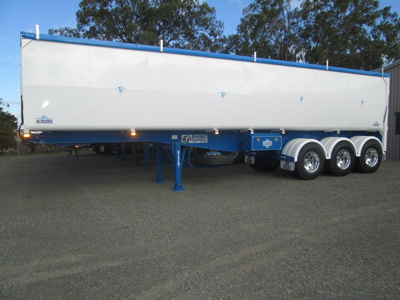 rhino superlite tipping semi trailer (t.o.a.) 140705 006