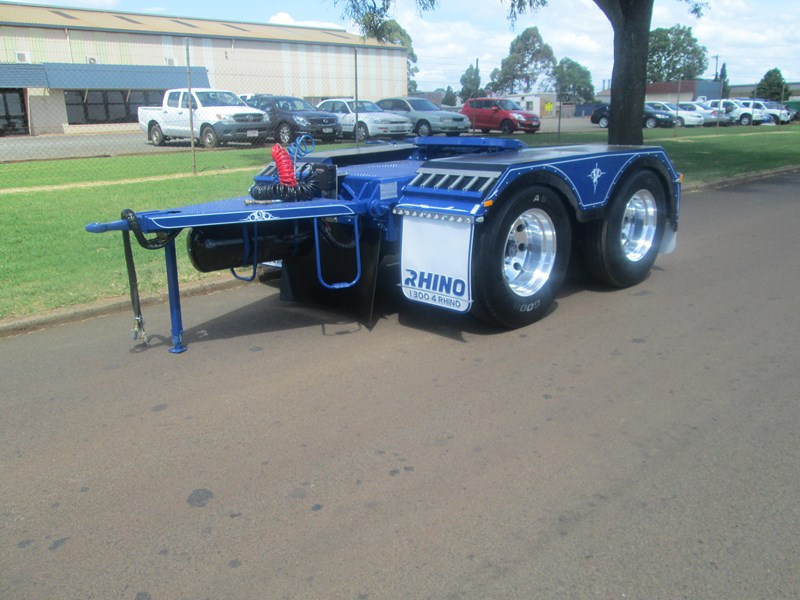 rhino tandem axle road train dolly 140810 001