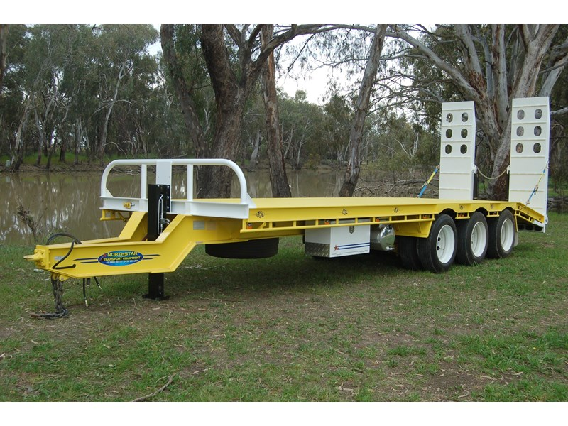 northstar transport equipment tri tag trailer 384829 002