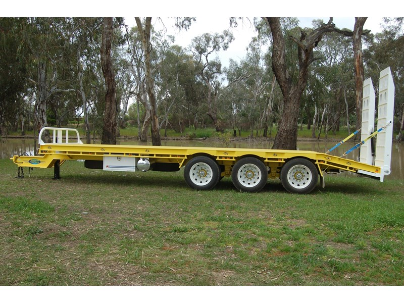 northstar transport equipment tri tag trailer 384829 004