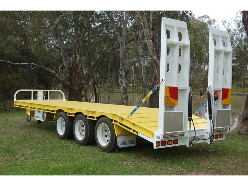 northstar transport equipment tri tag trailer 384829 005