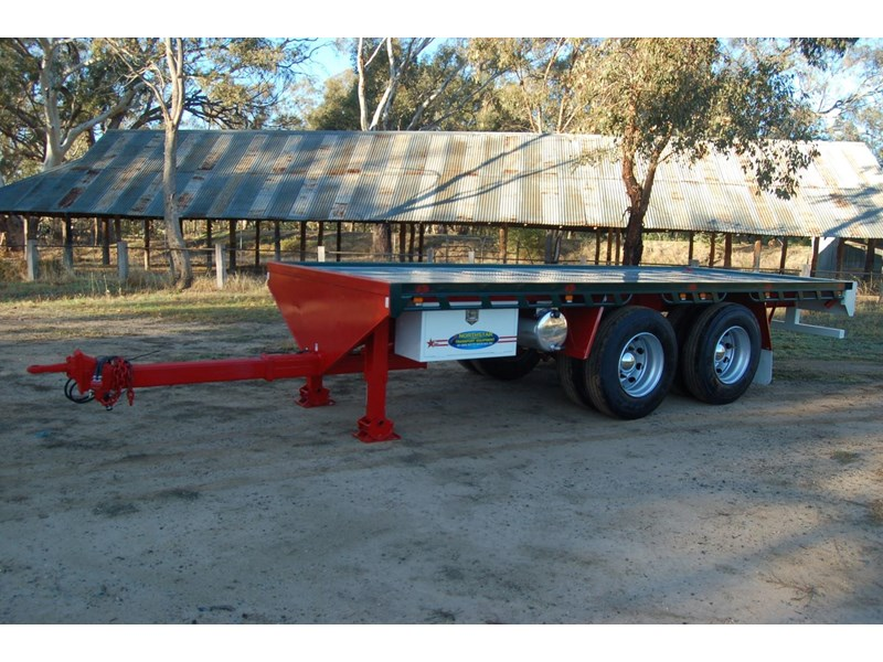 northstar transport equipment dog trailer 384840 001