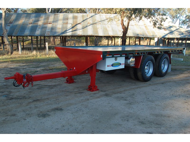 northstar transport equipment dog trailer 384840 004