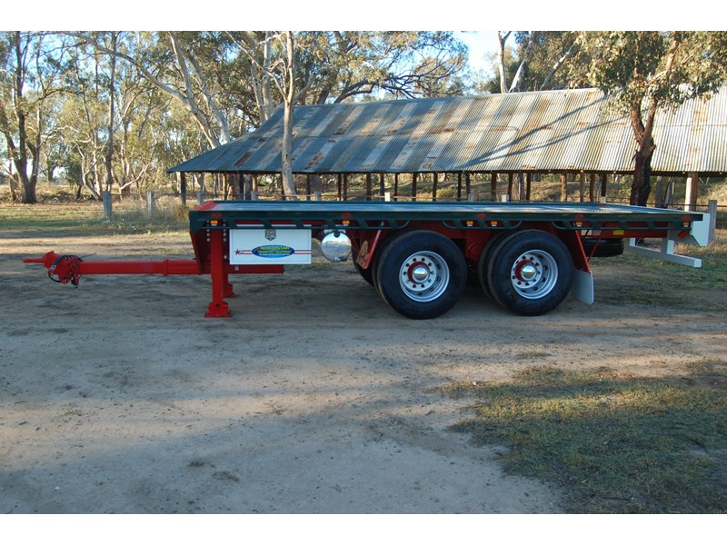 northstar transport equipment dog trailer 384840 006