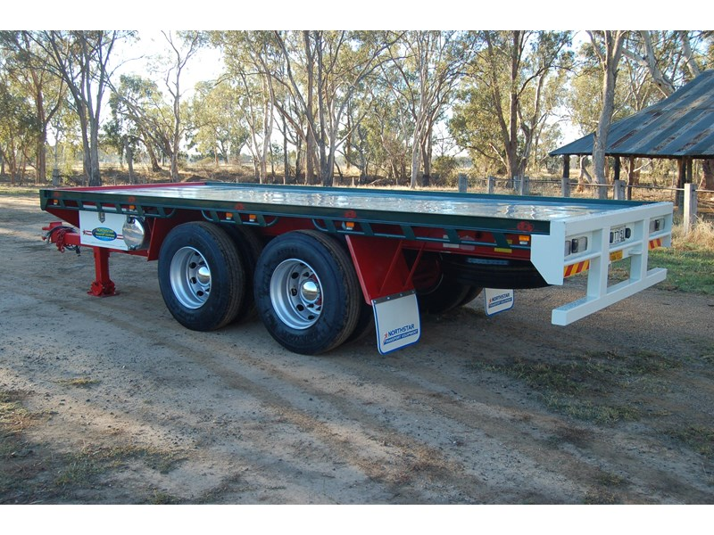 northstar transport equipment dog trailer 384840 008