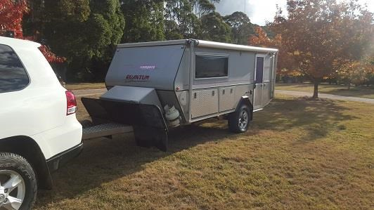australian off road quantum zs loaded with extras 383311 001