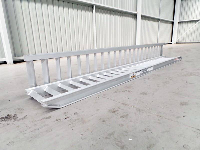 workmate 1.5 ton alloy loading ramps 10081 001