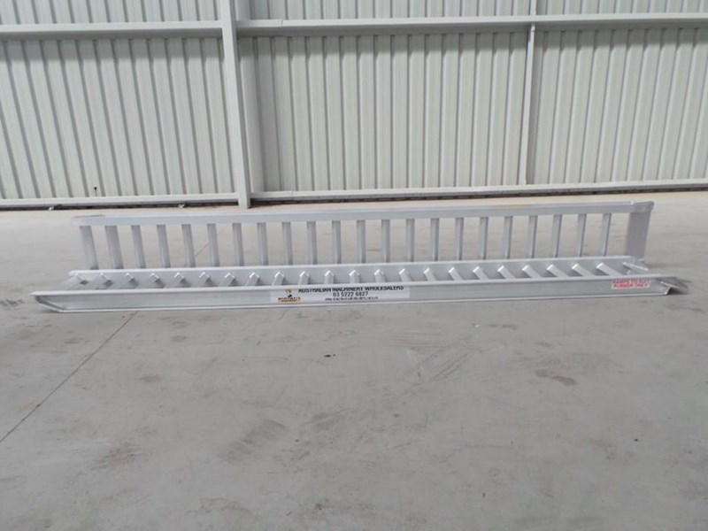 workmate alloy loading ramps 10081 002