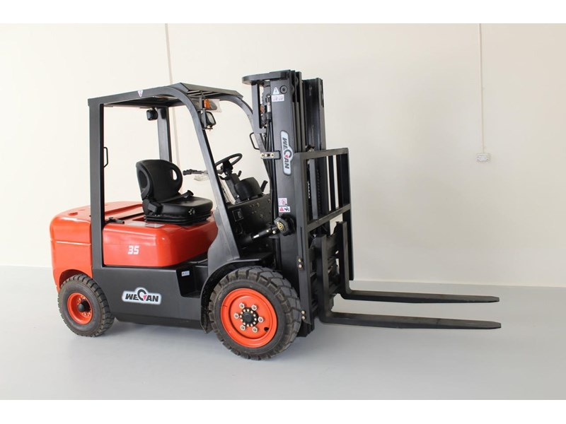 wecan forklift 3 stage container mast 391582 002