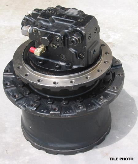 doosan dx340 final drive 387912 001
