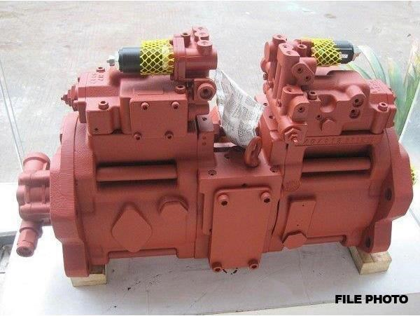 caterpillar 345 hydraulic pump 387339 001