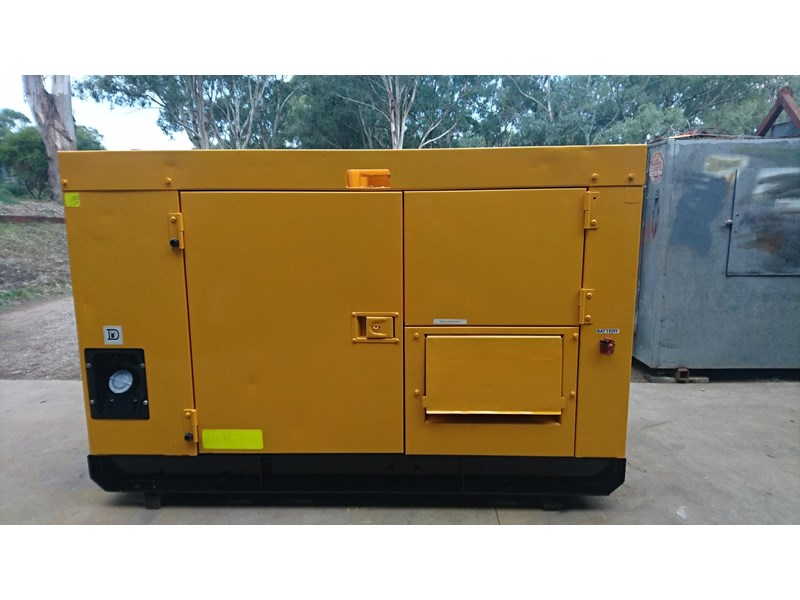 DENYO DCA-45 SS - 45 KVA for sale
