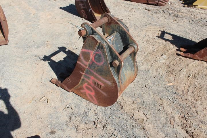 caterpillar 450mm backhoe bucket 393115 004