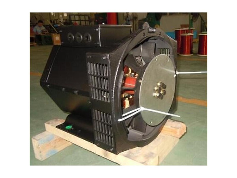 sds 18.75kva/15kw brushless single phase 4 pole 393165 001