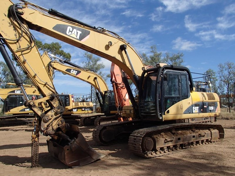 caterpillar 325dl 393698 002
