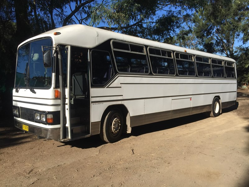 mercedes benz oc1617 bus 1985 model for sale