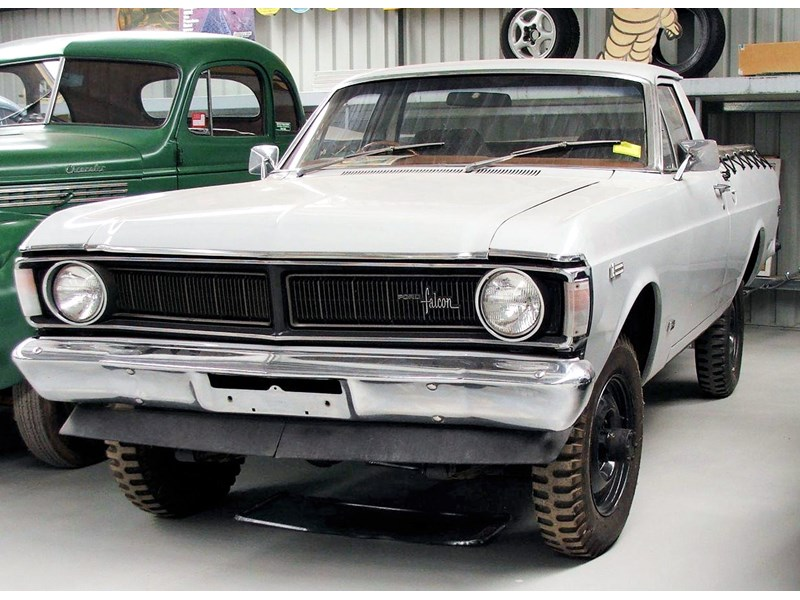Ford Muscle Cars For Sale Perth