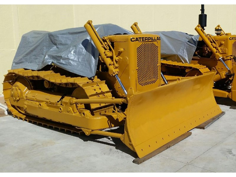 caterpillar d4d 59j456 bulldozer 164309 001