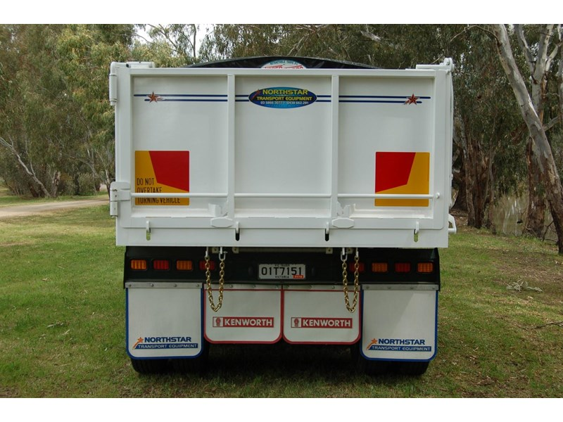northstar transport equipment tipping dog trailer 394603 002