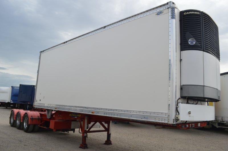 southern cross st3 tri axle lead a 12 pallet freezer van double stacker 383098 001