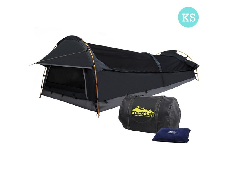 weisshorn deluxe king single swag 396023 002