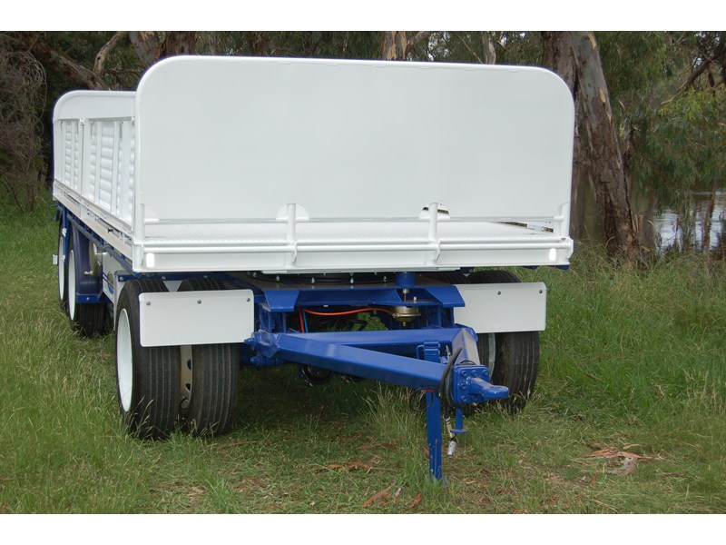 northstar transport equipment dog trailer 396079 001