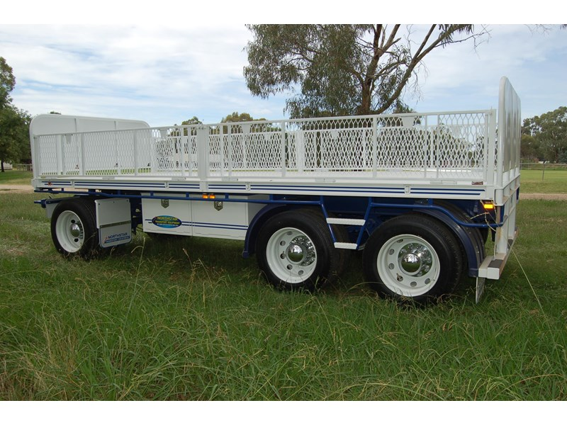 northstar transport equipment dog trailer 396079 006