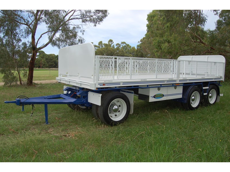 northstar transport equipment dog trailer 396079 007