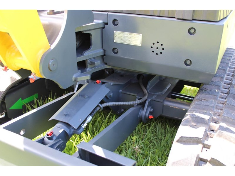 carter ct16 excavator trailer package 396101 038