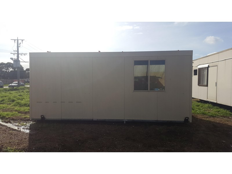 e i group portables used 6m x 3m two room office 397709 001