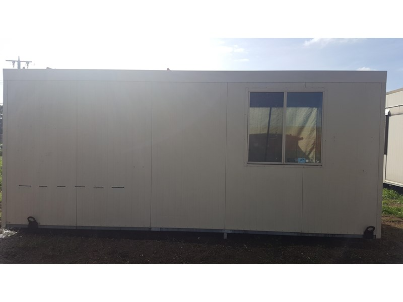 e i group portables used 6m x 3m two room office 397709 002