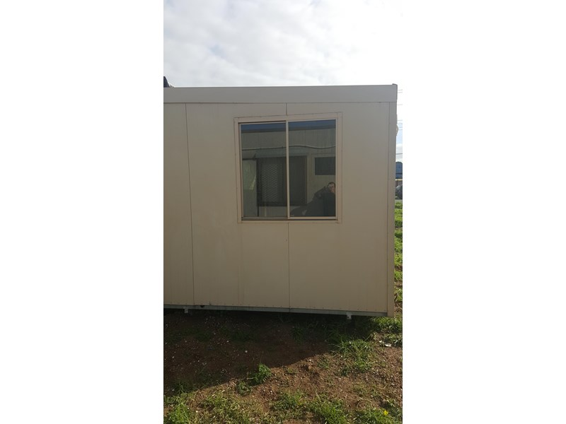 e i group portables used 6m x 3m two room office 397709 005