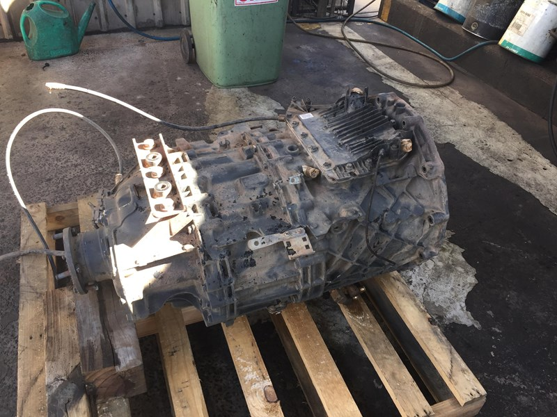 zf transmissions 16 as 2630 397883 001