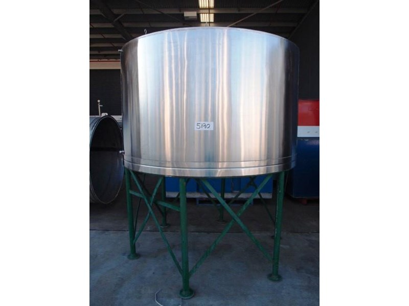 stainless steel storage tank vertical 398121 001