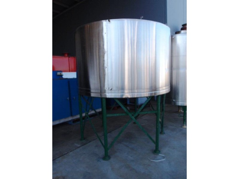 stainless steel storage tank vertical 398121 002