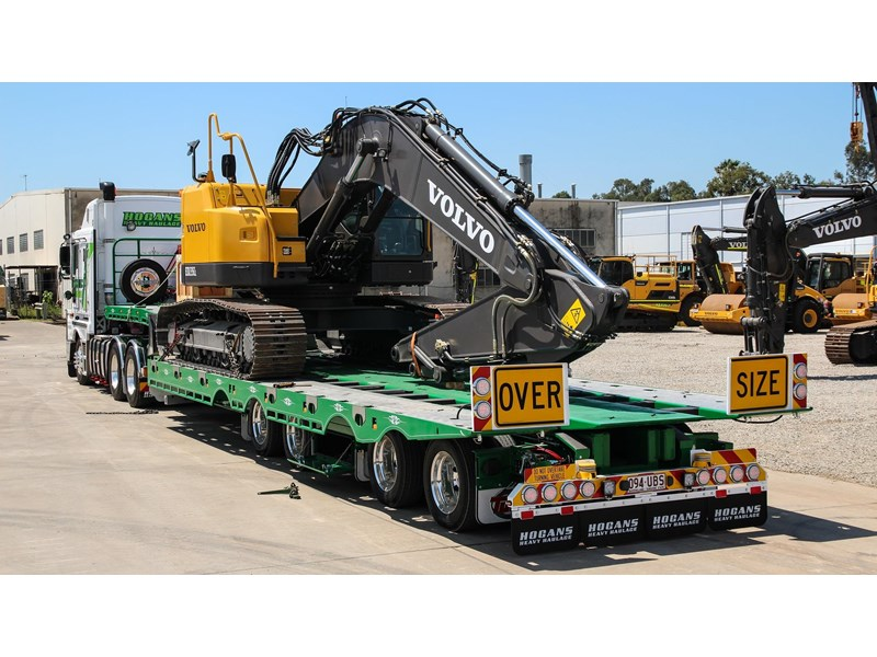 tuff trailers 3x4 or 4x4 drop deck / fixed width or deck widening / tilt 'n' slide - super tilt 398286 005