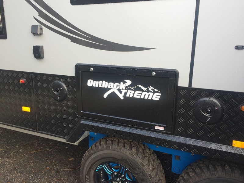 montana extreme out back 398667 008